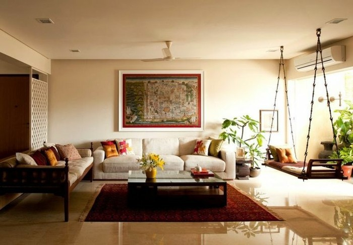 Artbambou décoration intérieure maison design dintérieur avec meubles exotiques 80 idée magnifiques
