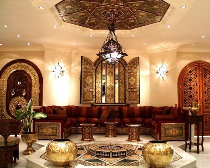 artisanat-marocain-stickers-orientaux-meuble-oriental