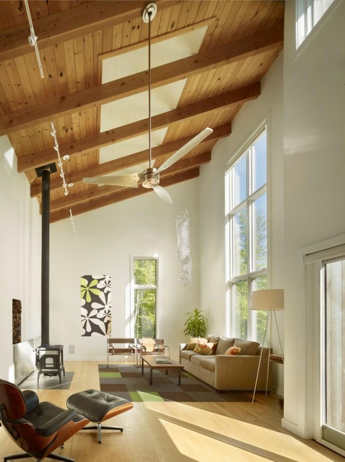 l 39 importance de la lumi re naturelle m me l 39 int rieur. Black Bedroom Furniture Sets. Home Design Ideas