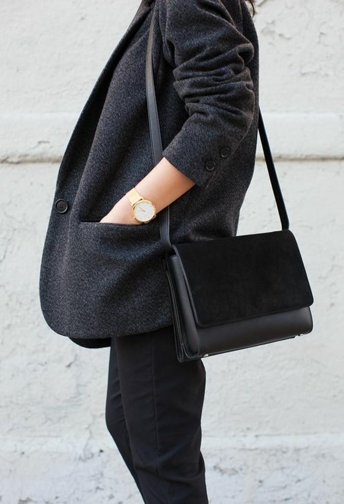 beaux-sacs-en-cuir-dégriffés-sac-pour-femme-tendance-noir