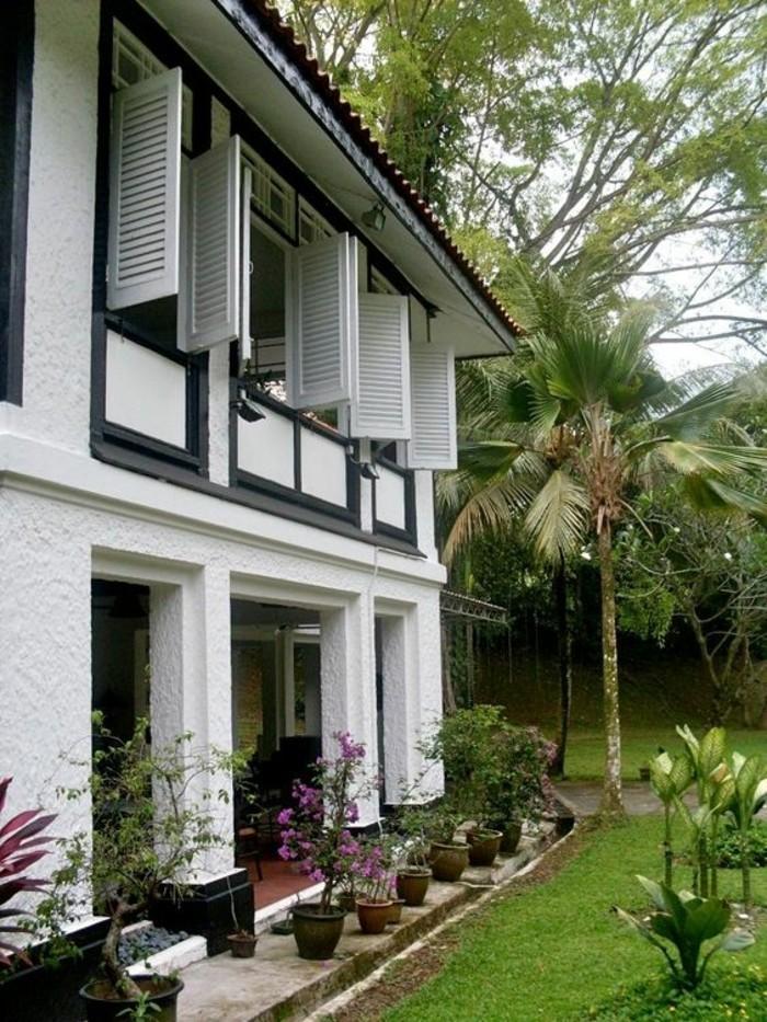 Famous La maison coloniale en 60 photos magnifiques! - Archzine.fr DL24