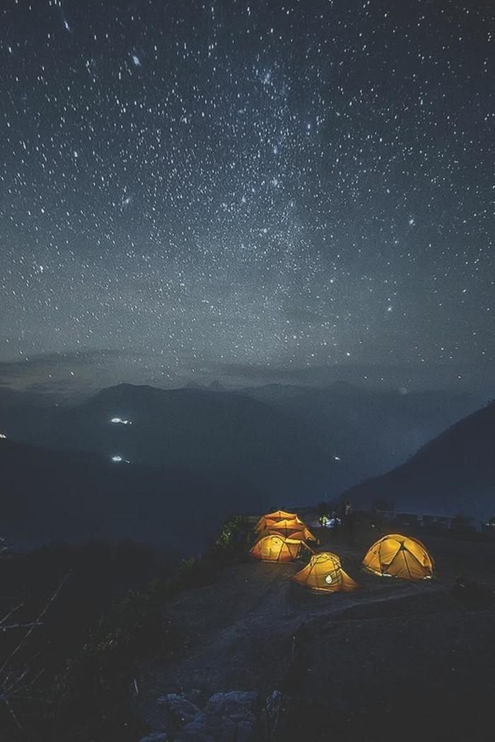 belle-photo-ciel-etoilé-voir-le-ciel-avec-étoile-brillante-image