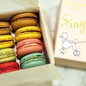 Le boutique Ladurée - le symbole délicieux de Paris