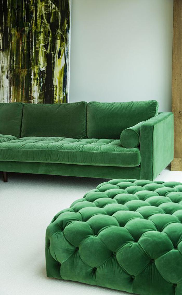 Indogate.com Vert Chambre Feng Shui