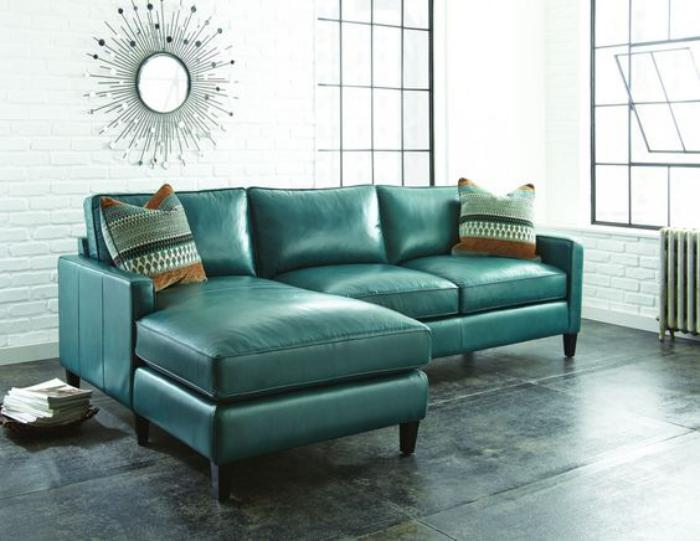 canapé-vert-sofa-en-cuir-vert-modulable