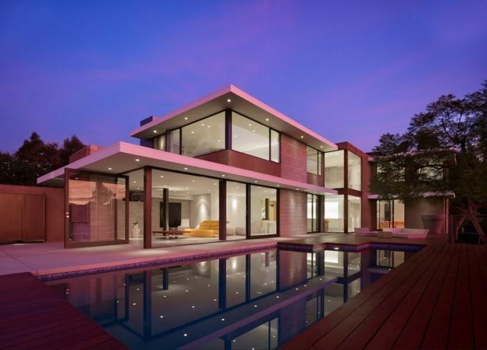 chalet-toit-plat-étanchéité-toit-terrasse