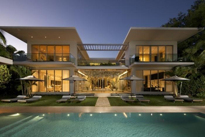 chalet-toit-plat-modele-maison-contemporaine