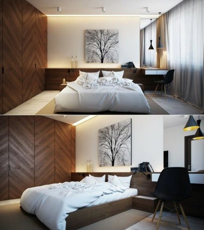 revetement mural bois panneaux accueil design et mobilier. Black Bedroom Furniture Sets. Home Design Ideas