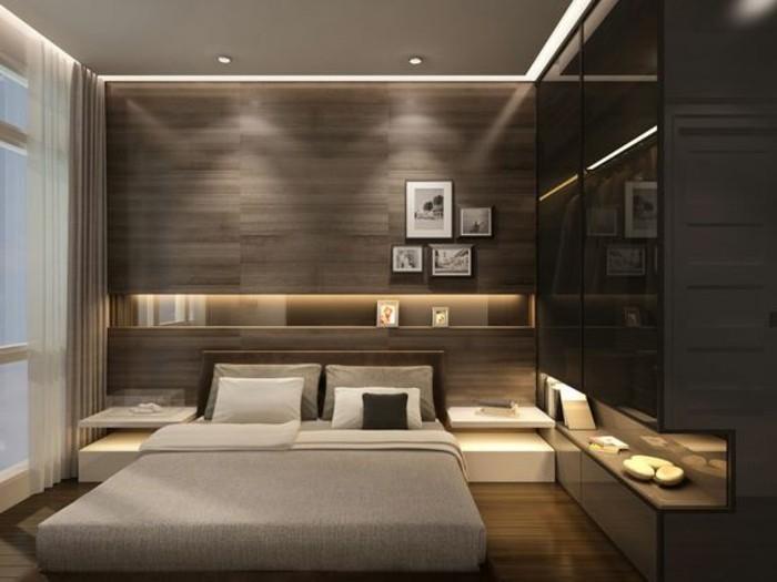 chambre-beige-chambre-a-coucher-doubles-parentales-couverture-de-lit-beige