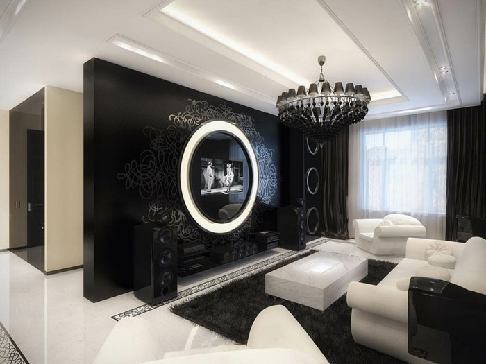 chambre-noire-et-blanche-décoration-chambre-adulte-déco-chambre-adulte