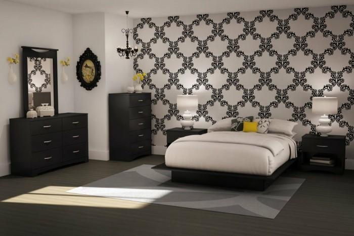 Chambre jaune et blanche ~ Solutions pour la décoration intérieure ...