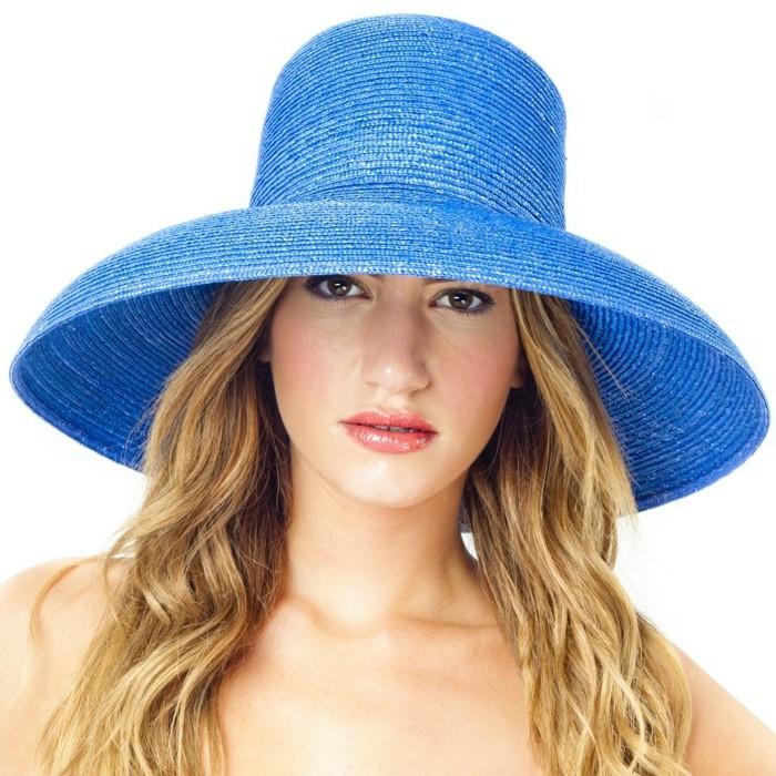 chapeau-femme-ete-bleu-azur-resized