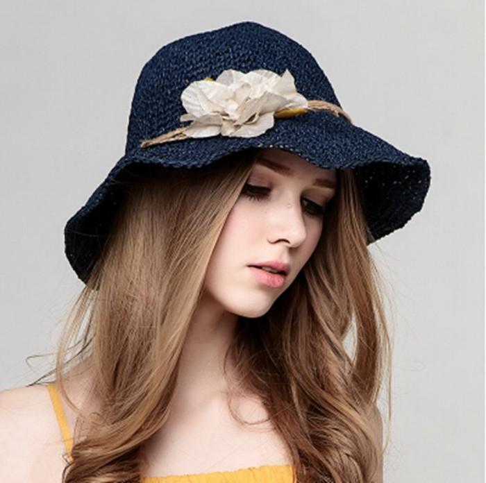 chapeau-femme-ete-bleu-indigo-resized