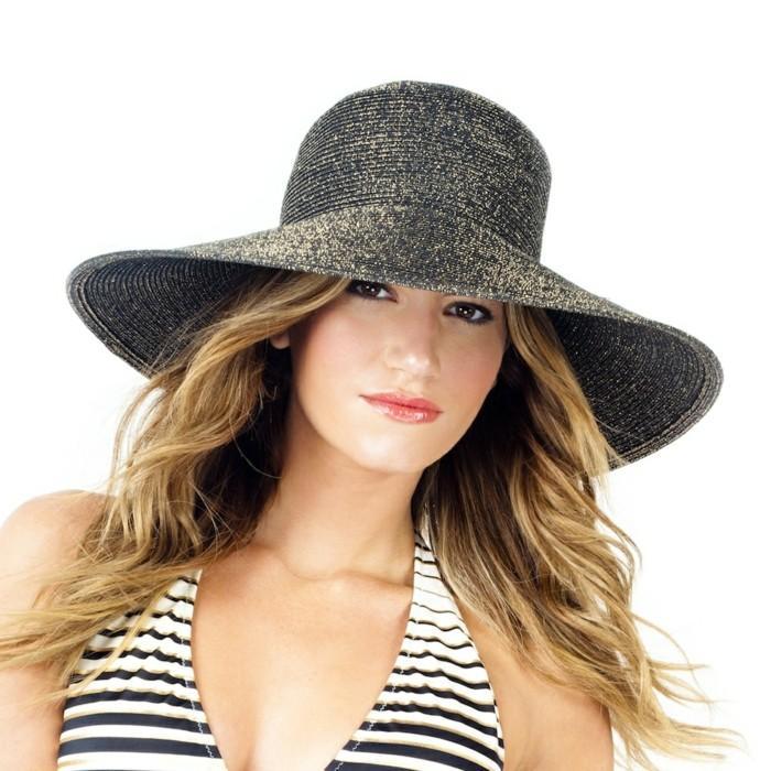 chapeau-femme-ete-fonce-et-argente-resized