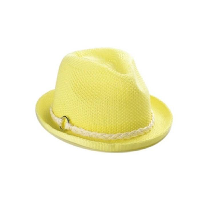 chapeau-femme-ete-jaune-poussin-et-corde-blanche-resized