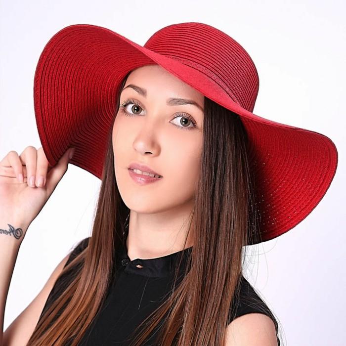 chapeau-femme-ete-rouge-flamme-et-passion-resized