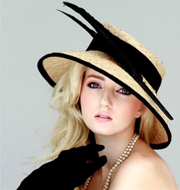 chapeau-tendance-paille-et-tissu-noir-resized