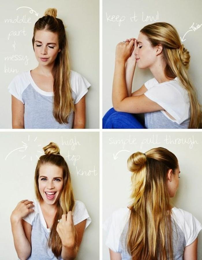 chignon-tendance-coiffure-2016-femme-blonde-cheveux-blonds-coiffure-cheveux-longs-tendances