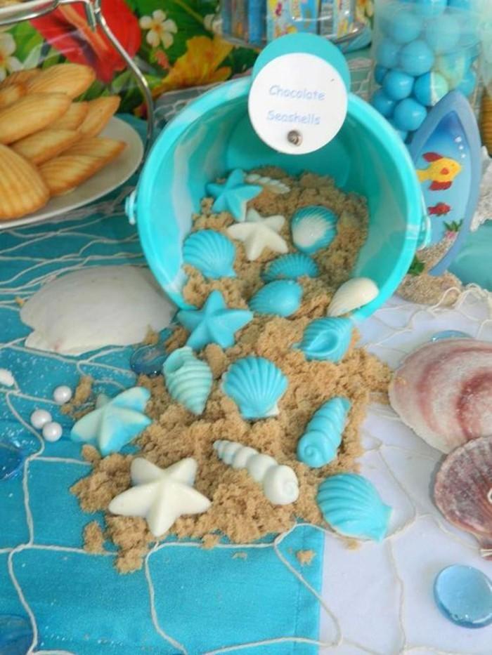 Ariel La Petite Sirène Idées à Organiser Votre Anniversaire Et