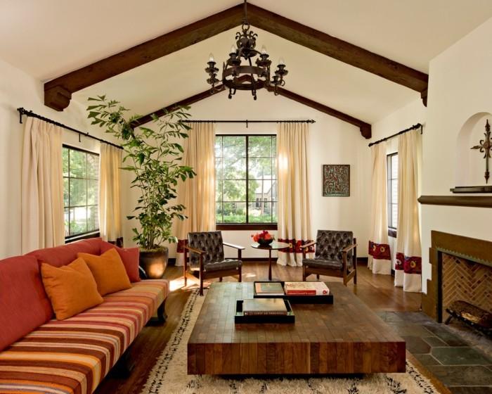 Design d 39 int rieur avec meubles exotiques 80 id e magnifiques - Meuble en bois exotique pas cher ...