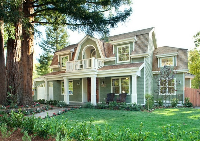 classiques-maisons-coloniales-belle-décoratin-vert-maison-colonial