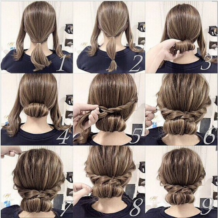 coiffure,simple,et,rapide,tuto,coiffure,cheveux,mi,