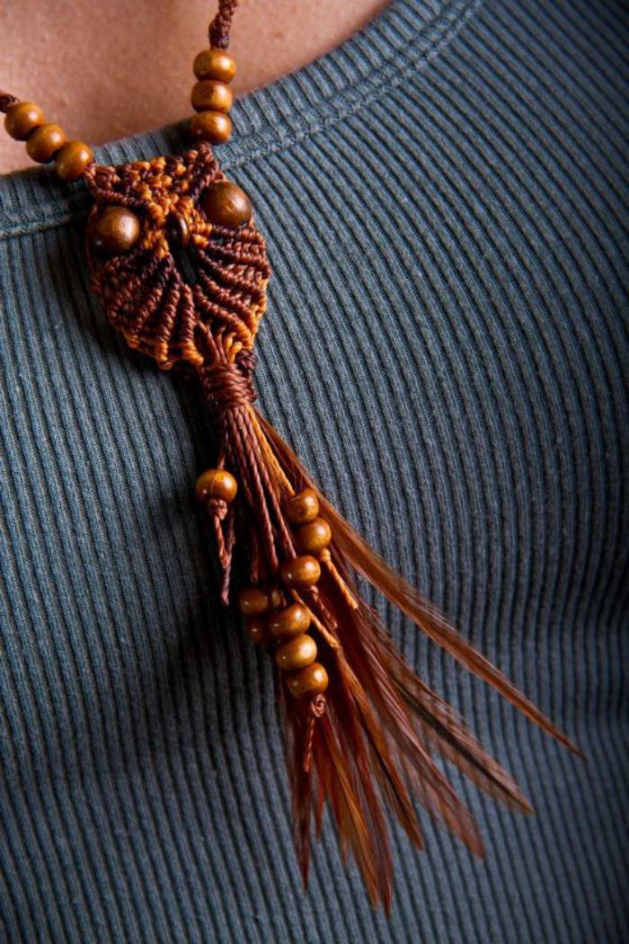 collier-hibou-macramé-bijou-original