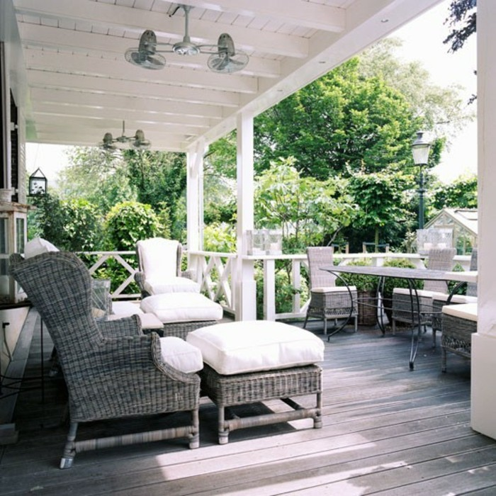 Classic Decorating Ideas For Plantation Style Homes: La Maison Coloniale En 60 Photos Magnifiques