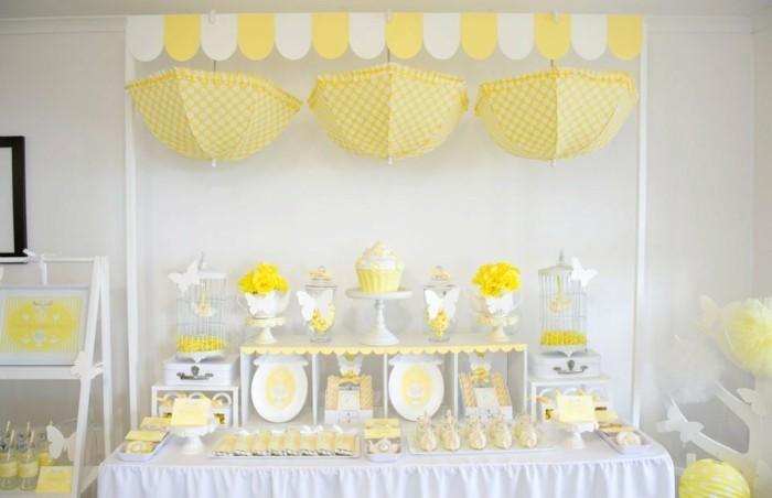 cool-déco-d-anniversaire-enfant-ou-adulte-idée-diy-jaune