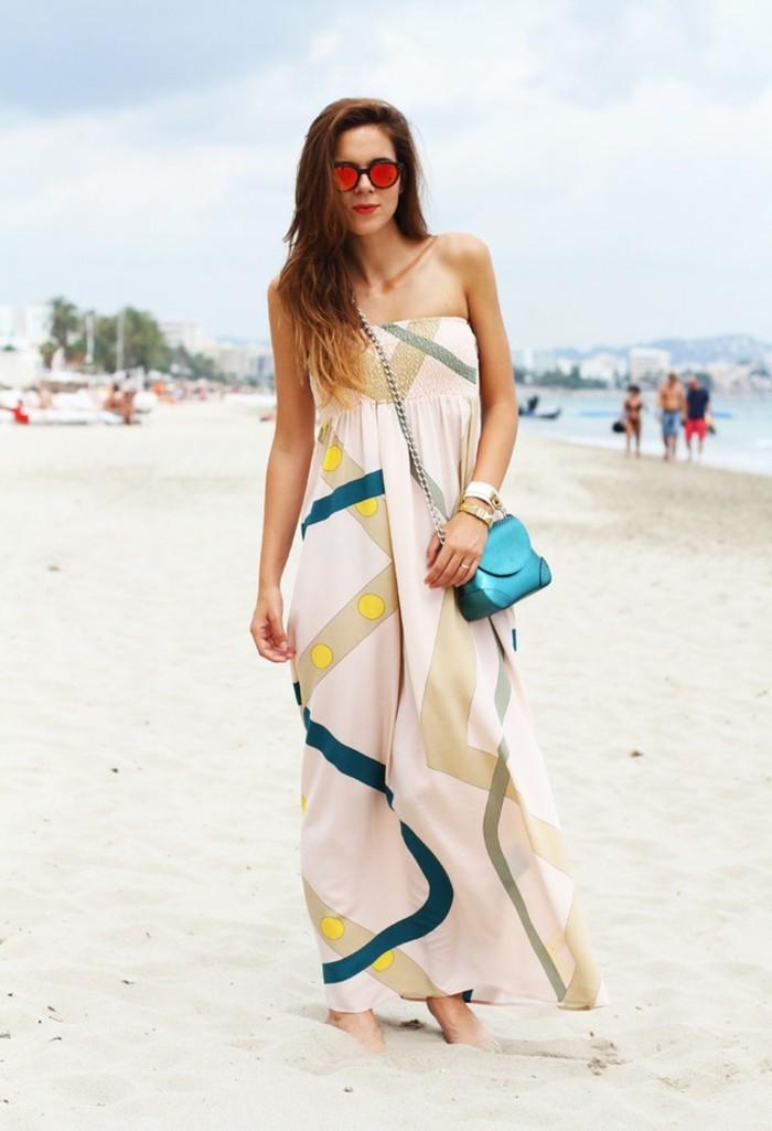 cool-idée-tunique-de-plage-robe-plage-boho-superbe-belle-robe-longue-d-ete