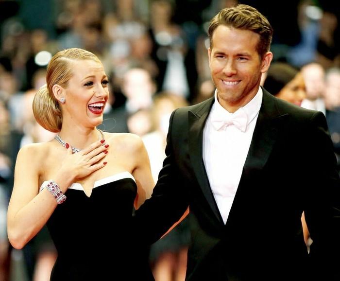 couples-celebres-blake-lively-et0ryan-reynolds-femme-couples-amoureux-jolies