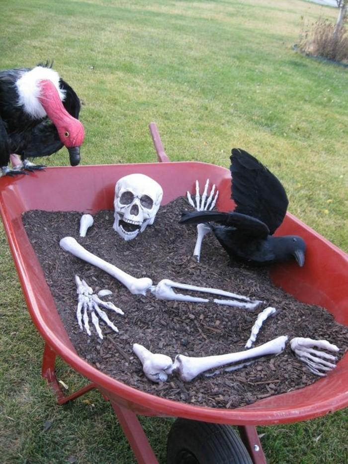 déco-halloween-fantome-halloween-décoration-halloween-a-fabriquer-