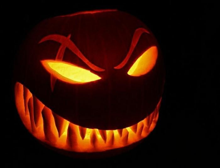 D co halloween 111 id es pour surprendre vos amis - Fabriquer fantome halloween ...