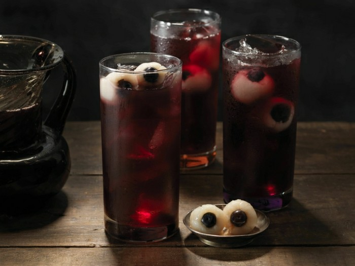Food Network Kitchens Blueberry Rickety Eyebll Punch