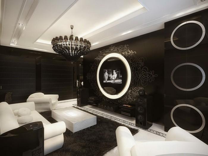 décoration-chambre-adulte-chambre-noire-et-blanche
