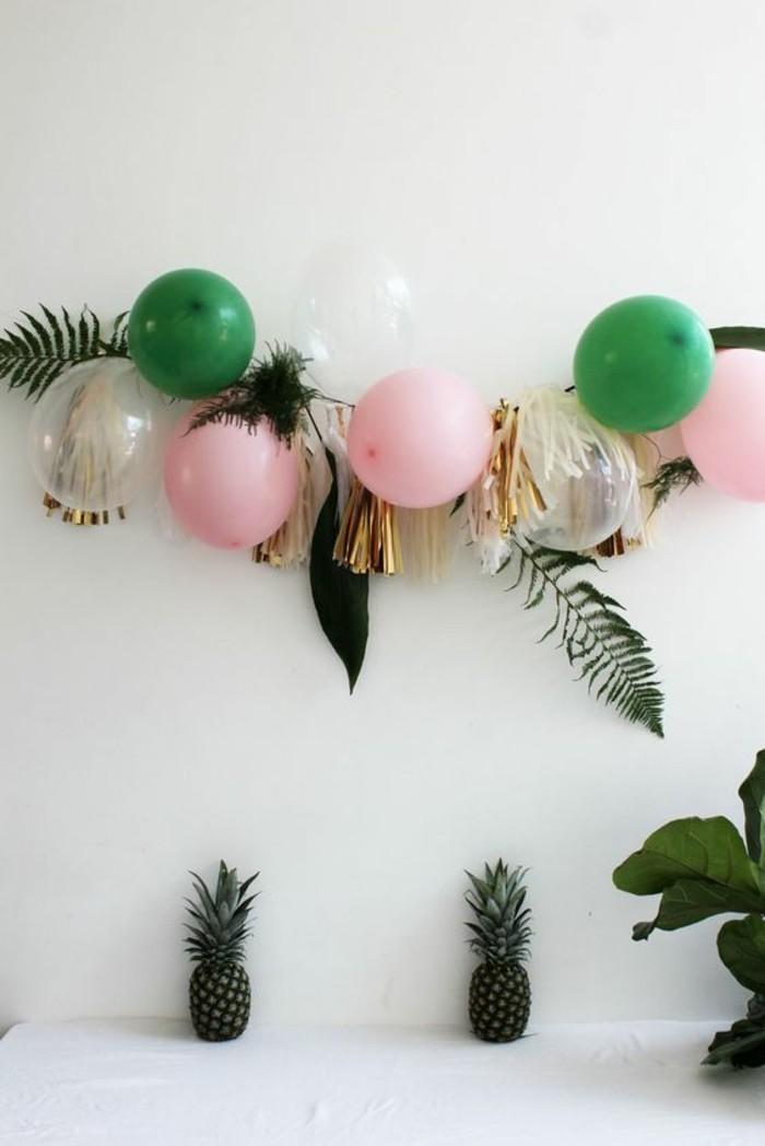 décoration-d-anniversaire-les-meilleures-idées-deco-voir-les-ananas
