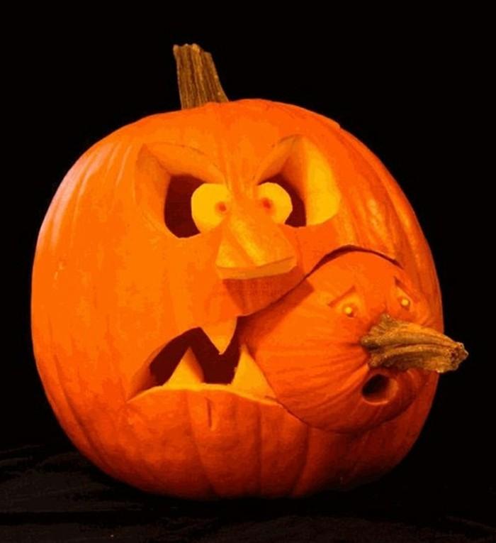 D co halloween 111 id es pour surprendre vos amis - Idees pour halloween ...