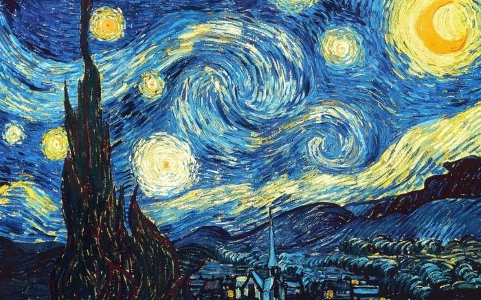 de-la-peinture-van-gogh-images-étoiles-carte-du-ciel-astrologie-superbe