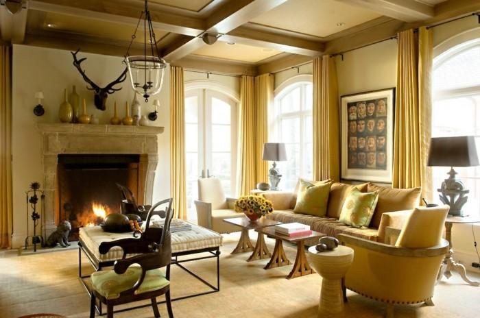Ordinary meuble style colonial pas cher 11 deco des iles d coration ethniqu - Salon style colonial ...