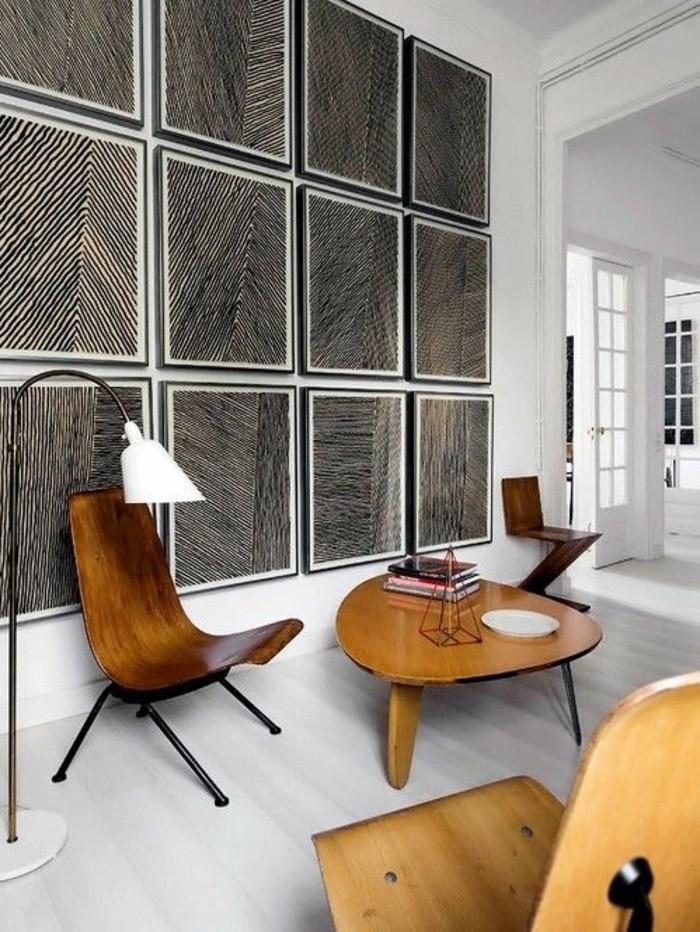 Les panneaux muraux o trouver votre mod le - Trouver des meubles de salon pour vous ...