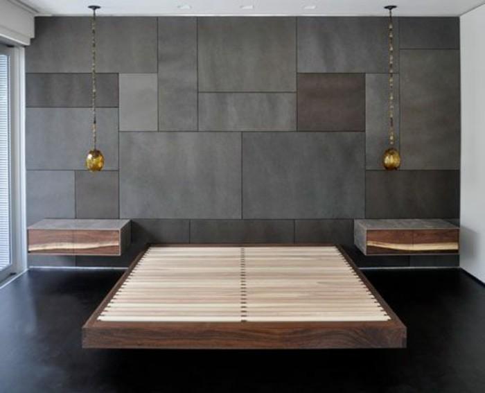 decoration-murale-dans-la-chambre-a-coucher-grise-idee-decors-muraux