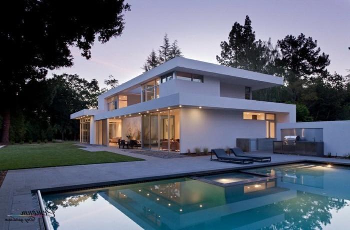 Vous tes int ress s par une maison toit plat 84 for Plant architecture maison
