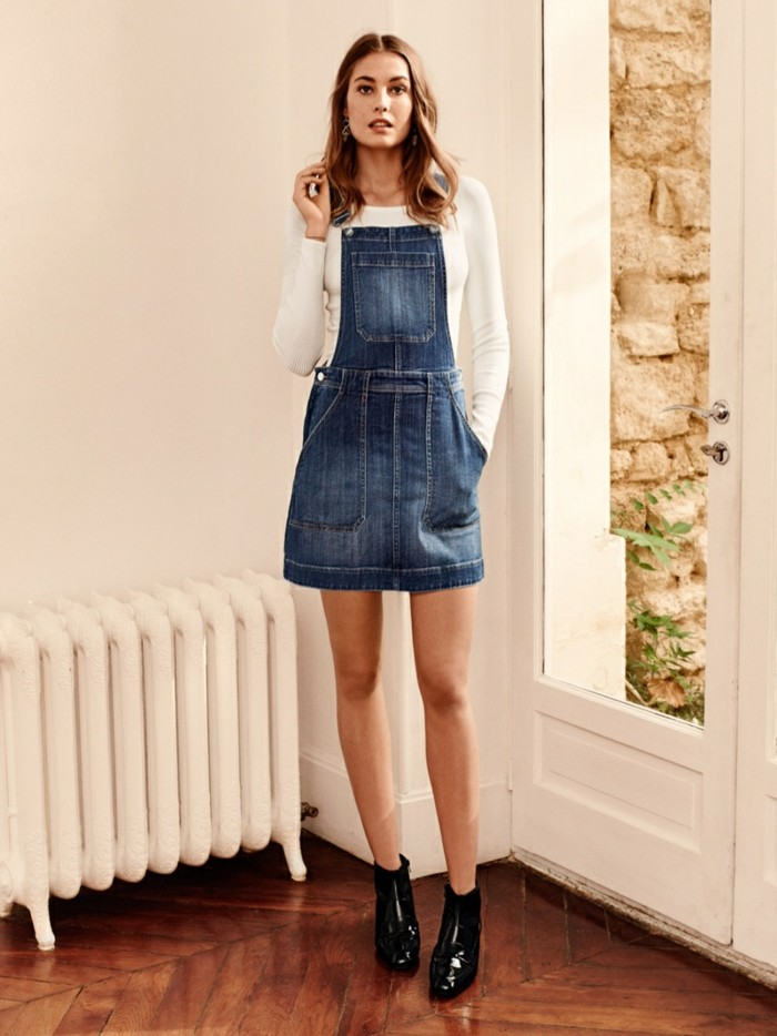 fantastique-zara-femme-robe-été-tenue-confortable-look-jean