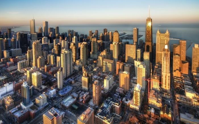fond-d-écran-paysage-lever-et-coucher-du-soleil-ville-new-york