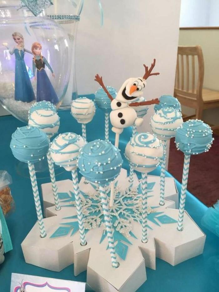 gateau-d-anniversaire-enfant-personnalisé-idée-original-frozen