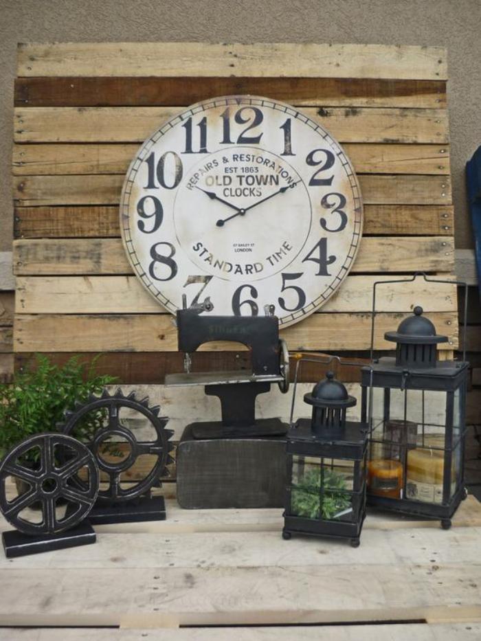 la grande horloge murale en photos archzine