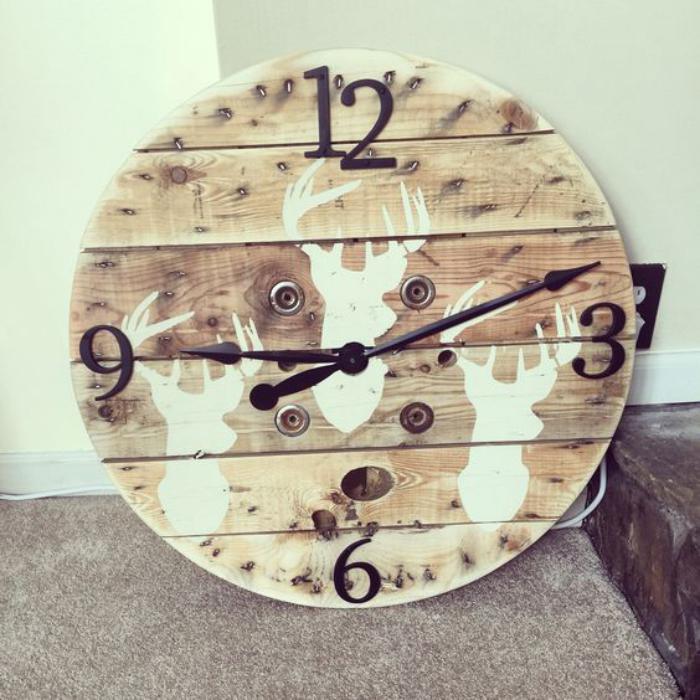 grande-horloge-murale-horloge-décorative-murale