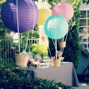 Cool idées pour la décoration d'anniversaire originale