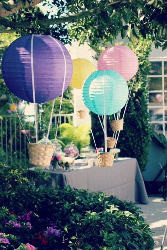 Cool idées pour la décoration d\'anniversaire originale - Archzine.fr