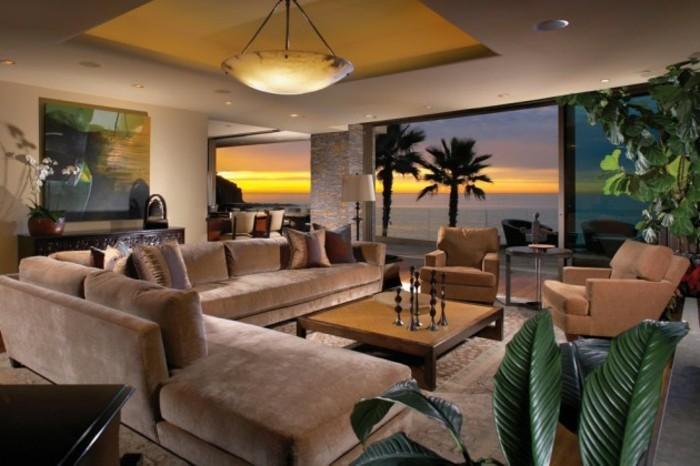 idée-meuble-tv-bois-exotique-meuble-tv-exotique-belle-vue